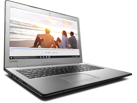 "Lenovo IdeaPad 510 15.6"" Core i5-7200U 2.5GHz (3.1 GHz) 6GB 1TB NVIDIA GeForce 940MX 4GB Win10 Ноутбук"