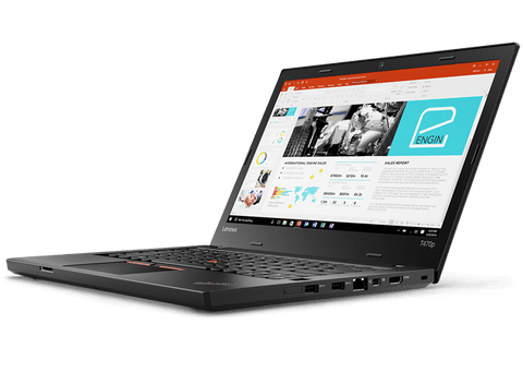 "Lenovo ThinkPad T470P 14"" Core i7-7700HQ 2.8GHz (3.8GHz) 8GB 1TB NVIDIA GeForce 940MX 2GB Win10 Ноутбук"