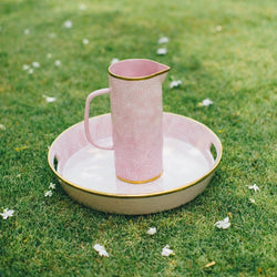 Garden Party Bar Tray & Jug Set