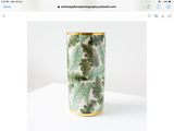 Havana Nights Vase - Pre Order for December delivery