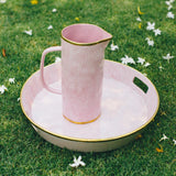 Garden Party Blush Bar Tray