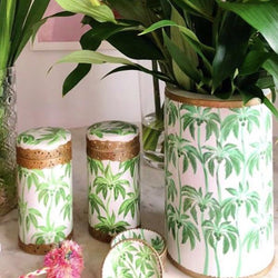 Coconut Cove Canister