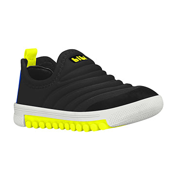 Roller New - Black Amarelo Fluor