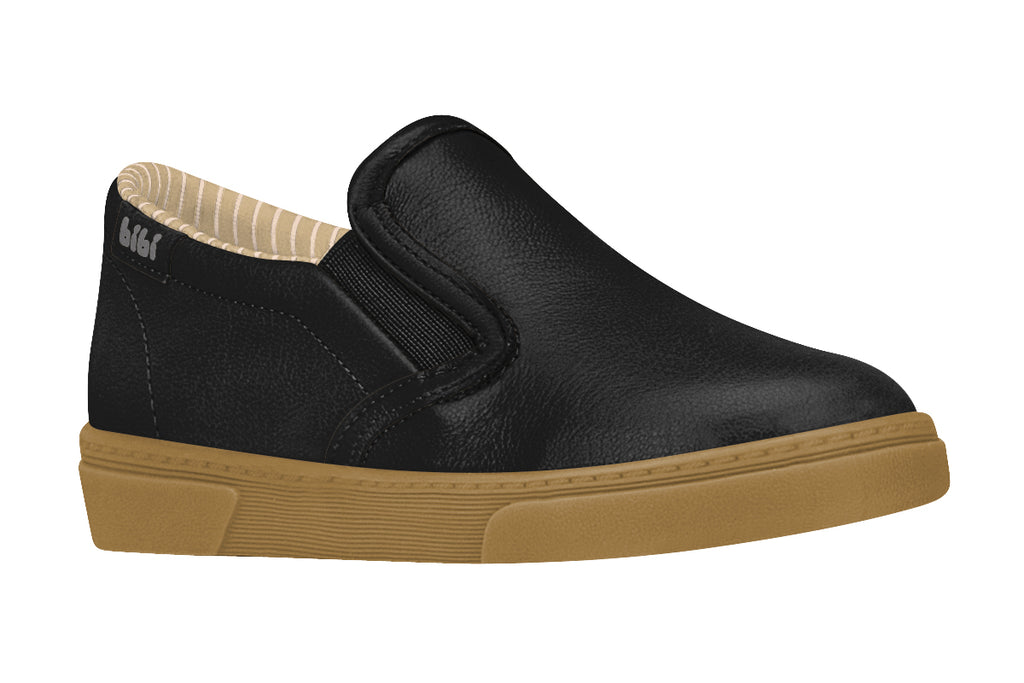 On Way - Slip On - Black