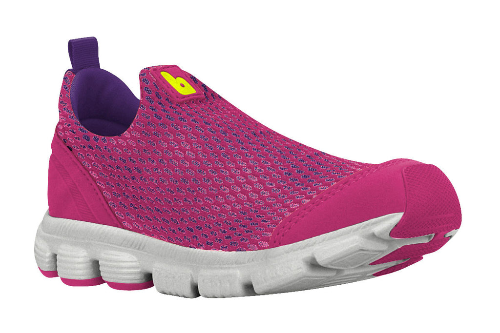 Icon Slip On - Pink/New Purple