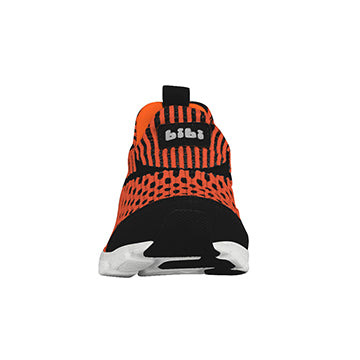 Icon Baby Slip On - Orange/Black