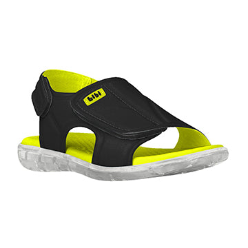 Funny Light Sandals - Black