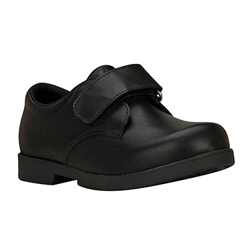 Boy School Velcro - Black