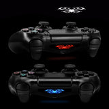 60 Pcs Game Theme Lightbar Stickers for PS4 - ZGCLS0001