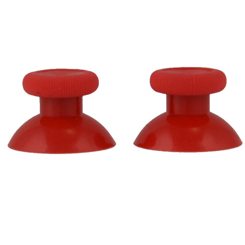 Red Custom Thumbsticks Joysticks Part For Microsoft Xbox one Controller - XOJ0101
