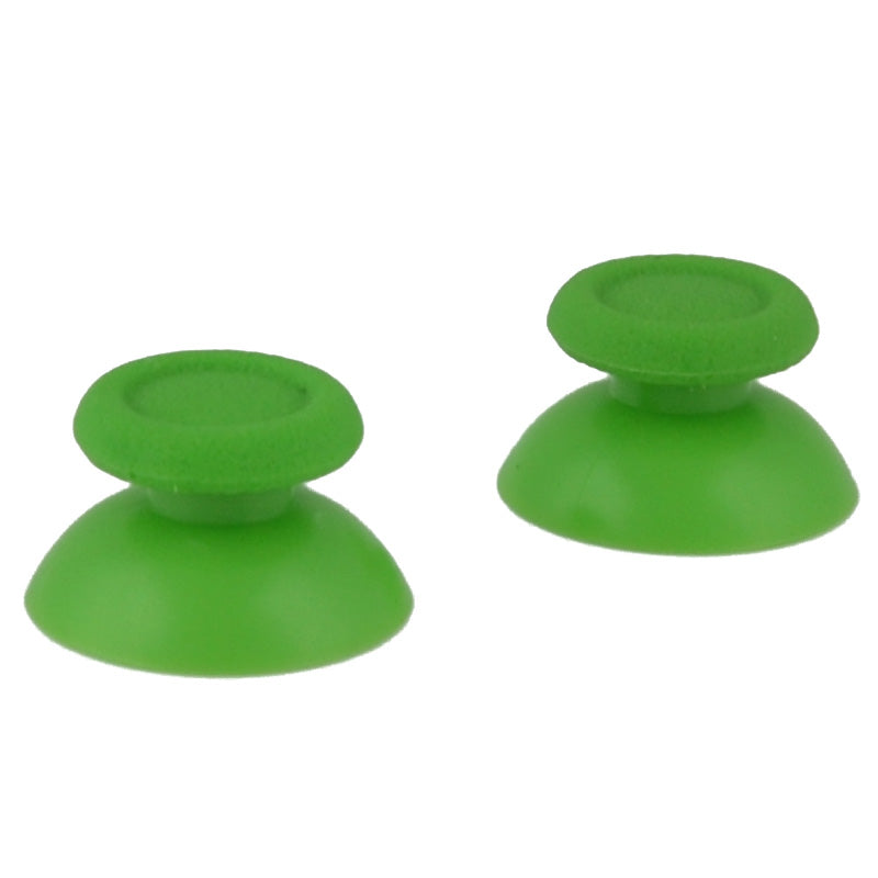 Solid Green Analog Thumbsticks Buttons Repair for PS4 Controller - P4J0103