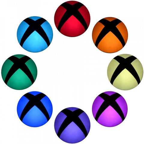 16 pcs(a set) Polychrome Home Button Stickers Cover for Xbox One Console- YSXBS0217GC