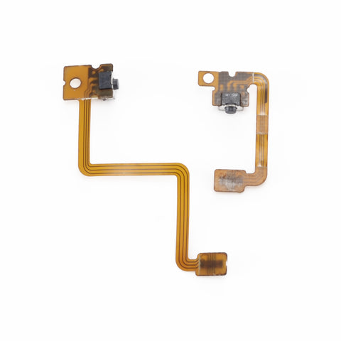 Shoulder Trigger Button Left Right Flex Cable for Nintendo 3DS Repair L/R Switch - G3DS0001