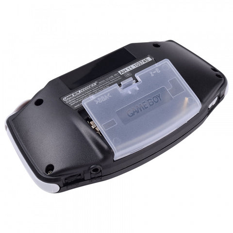 Clear Battery Lid Door Cover for Nintendo Game Boy Advance GBA - GAAJ0004GC