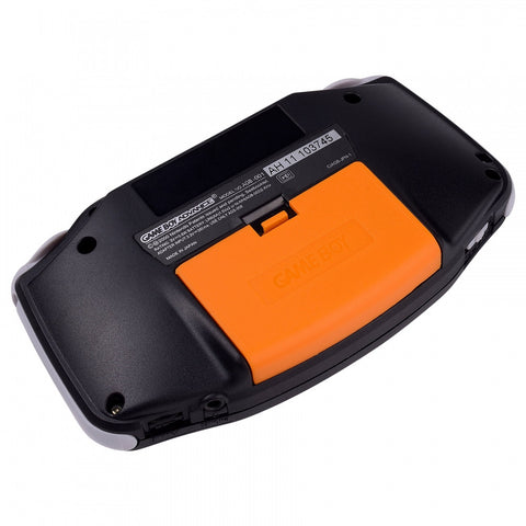 Orange Battery Lid Door Cover for Nintendo Game Boy Advance GBA - GAAJ0006GC