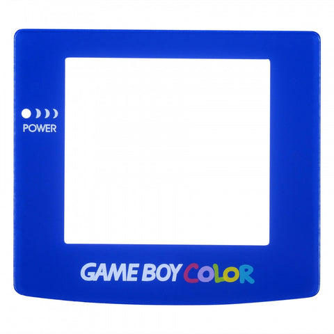 Blue Protective Screen Lens for Nintendo Game Boy Color - GCAJ0021GC