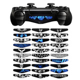 For PS4 Light Bar Decal (30 pcs) - GCLS0010