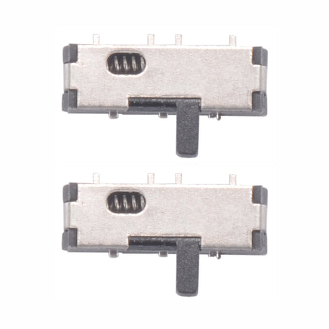 2PCS Replacement Kit Power On/OFF Switch Button For Nintendo DS Lite NDSL IDSL-GNDL0003*2
