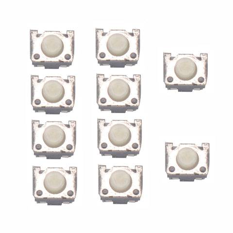 10PCS Repair Parts LR L/R Button Shoulder Trigger For Nintendo DS Lite DSi XL/LL-GNDL0007*10