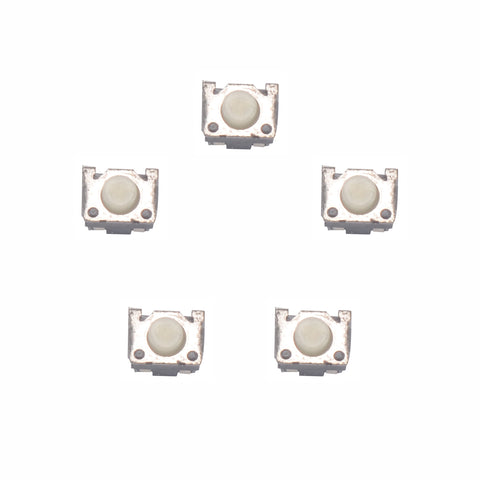 5PCS Repair Parts LR L/R Button Shoulder Trigger For Nintendo DS Lite DSi XL/LL-GNDL0007*5