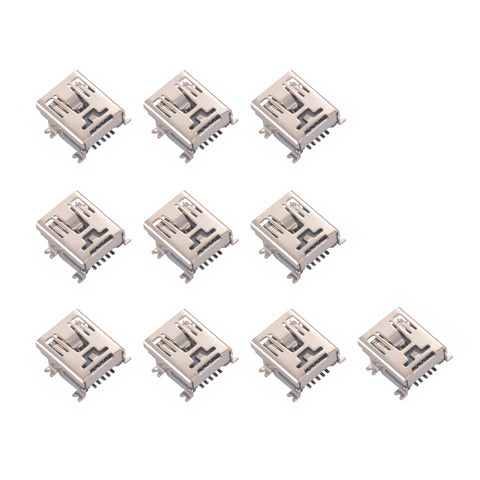 10x Replacement Kit USB Charger Charging Port Plug Connector For PS3 Controller-GP3F0040*10