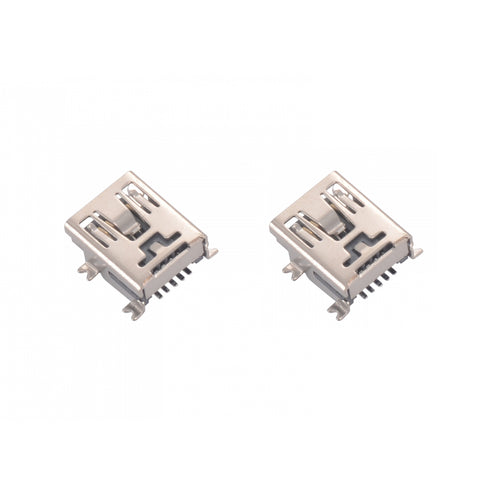 2PCS Replacement Kit USB Charger Charging Port Plug Connector For PS3 Controller-GP3F0040*2