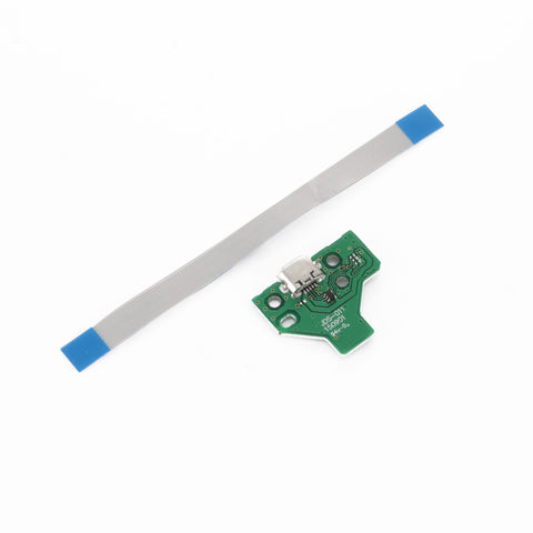 For SONY PS4 Controller 12 Pin Flex Ribbon Cable Eject Charging Power Board PCB - GP4F0043