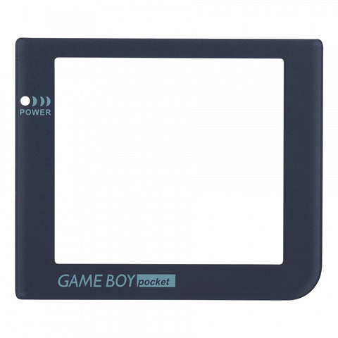 Grey Plastic Protective Lens Screen for Nintendo GameBoy Pocket GBP - GPAJ0011GC