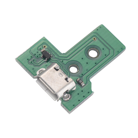 2PCS Repair Kit USB Charging Port Breath Light PCB For PS4 Controller  JDS-030-GRA00020*2