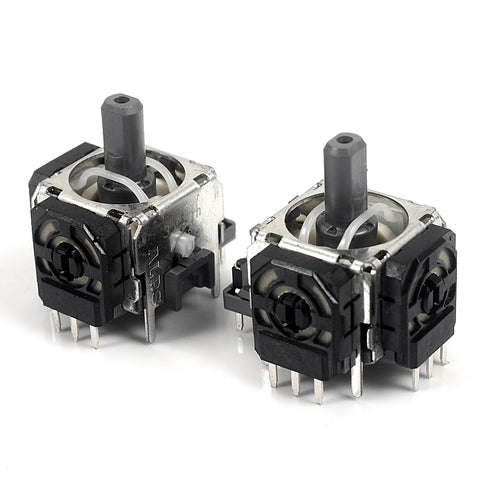 2 Pcs 3D Analog Sensor Module Switch Joysticks Parts For Xbox One PS4 Controller - ZGX00023