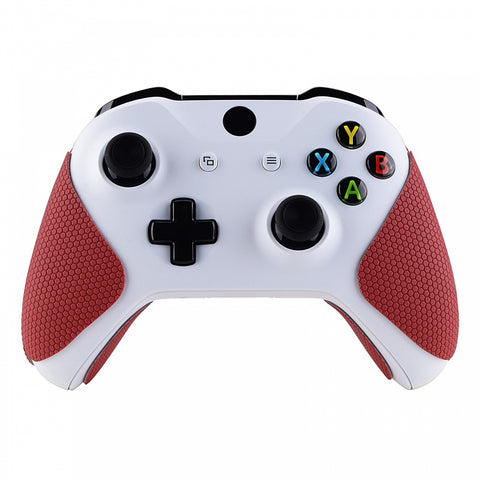 Red Anti-skid Left Right Grips Decal for Xbox One & S Controller Sticker - GX00143