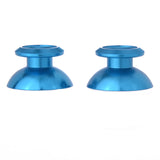 Aluminum Blue Thumbsticks Replacement Thumb Stick For PS4 Controller For Nintendo Switch Pro Controller - P4J0304