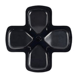 Solid Black Dpad Direction Pad Buttons for PS4 Controller - P4J0514