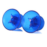 Clear Blue Custom Thumbsticks Joysticks Part For Microsoft Xbox one Controller - XOJ0112