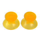 Clear Yellow Custom Thumbsticks Joysticks Part For Microsoft Xbox one Controller - XOJ0117