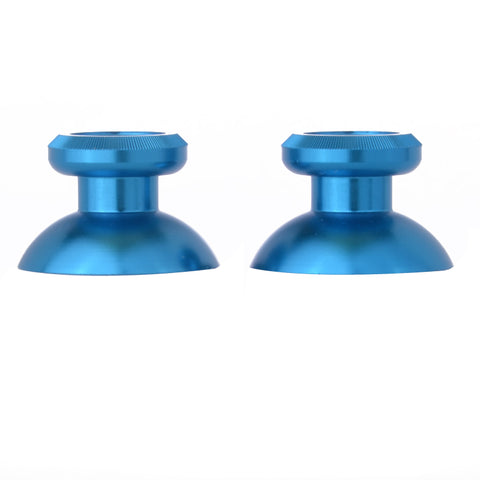 Blue Metal Aluminium Thumbsticks Buttons Custom Parts For Xbox One Controller - XOJ0304