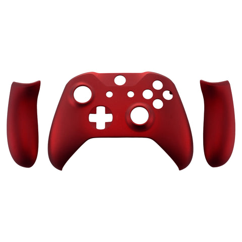 Red Customized Front Housing Shell Cover Panel For Xbox One X And S Remote Controller