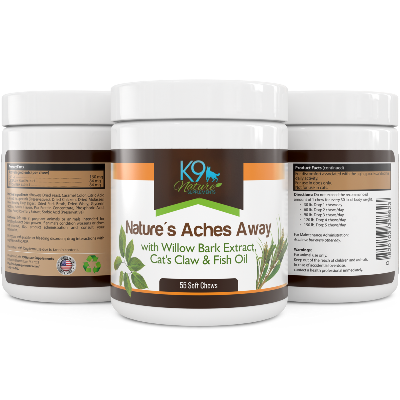 holistic herbal dog aspirin