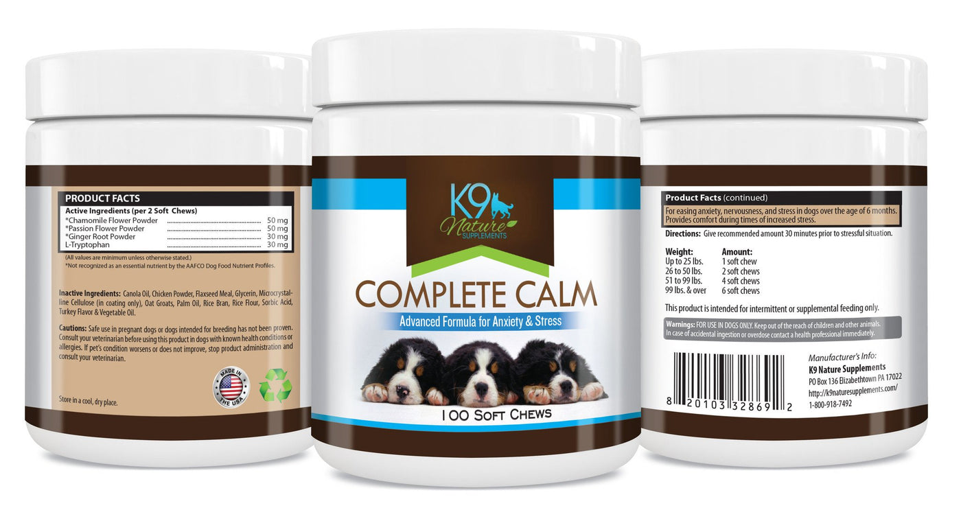 Complete Calm 3 Pack