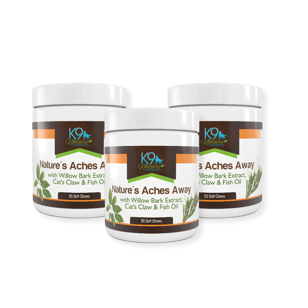 Nature's Aches Away 3 Pack