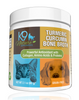 turmeric curcumin bone broth for pets