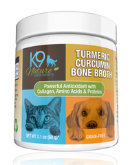 turmeric curcumin bone broth for dogs