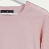 Pretty Lady cashmere sweater - pink
