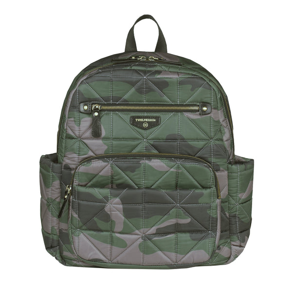 TWELVElittle Companion Backpack  hoitoreppu  Camo