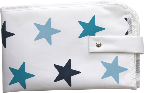 Dooky 3-in-1 Changing Pack Blue Stars