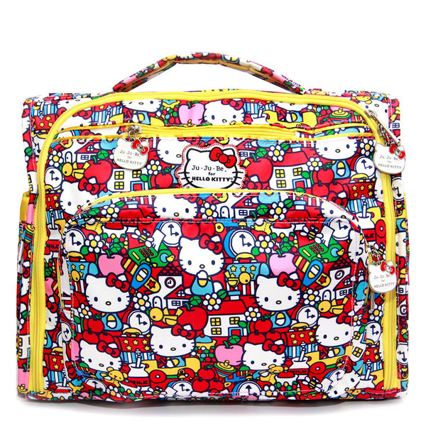 Ju-Ju-Be for Hello Kitty B.F.F. changing bag Tick Tock