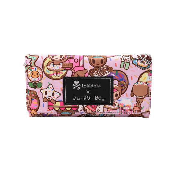 Ju-Ju-Be x tokidoki Be Rich lompakko Donutella's Sweet Shop
