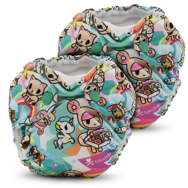 tokidoki x Kanga Care Lil Joey cloth diaper - TokiSweet