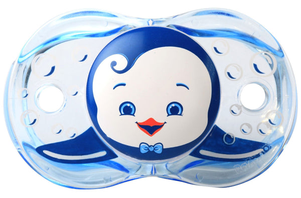 RaZ-Baby Keep-it-kleen pacifier Ethan Penguin