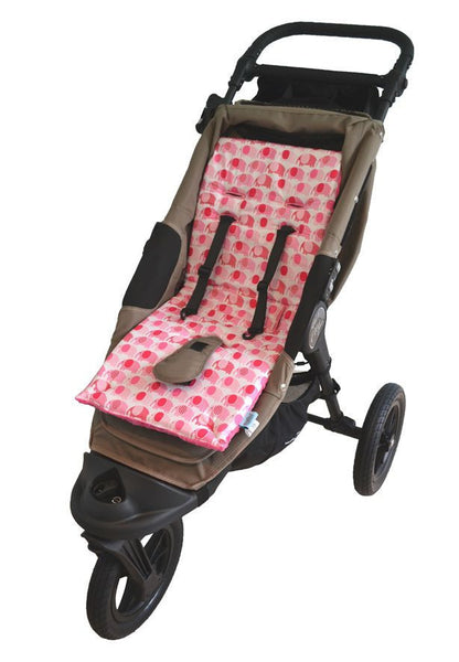 Tivoli Couture luxury stroller liner Elephant Parade